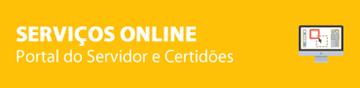Banner Serviços Online